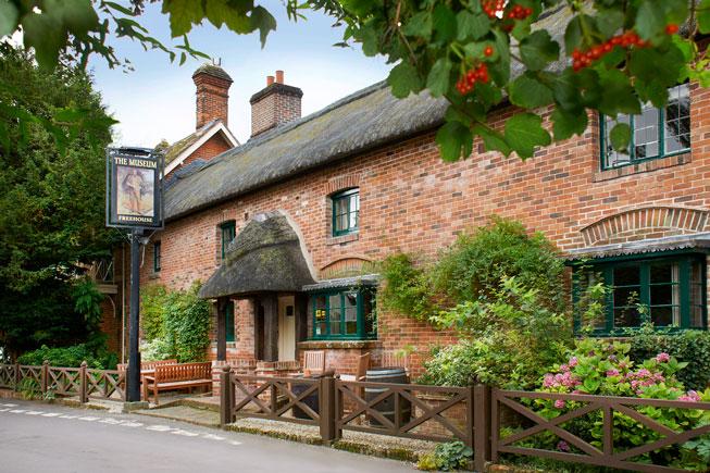 The Museum Inn, Farnham
