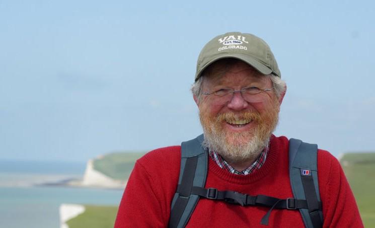 Award-winning travel author Bill Bryson