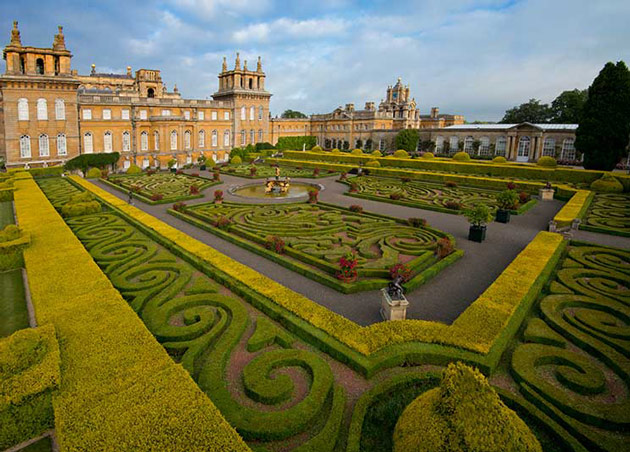 Blenheim Palace. Credit: VisitEngland/Blenheim Palace