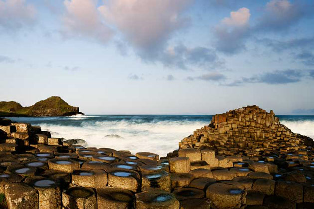 The Giant's Causeway. Credit: ©VisitBritain/Craig Easton