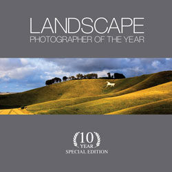 Special Edition 10th Anniversary edition, Landscape Photographer of the Year