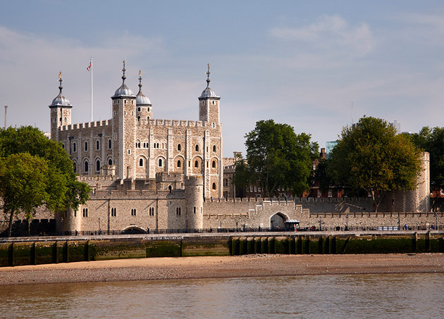 Tower of London. Credit: VisitBritain/Historic Royal Palaces