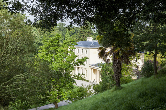Greenway, Agatha Christie's South Devon holiday home. Credit: ©National Trust/Marianne Majerus