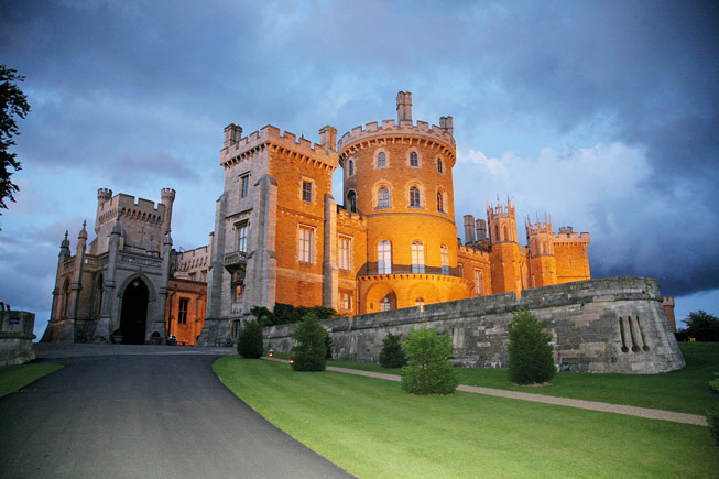 Belvoir Castle, Leicestershire