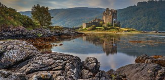 Eilean Donan Castle, Kyle of Lochalsh. Credit: Shabaz Majeed, Scotland in Photographs