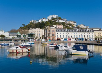 Torquay Harbour. Credit: Getty Images