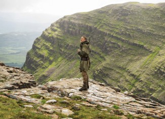 King Arthur: Legend of the Sword on location at The Bealach Applecross Scotland. © 2017 Warner Bros. Entertainment, Inc. All rights reserved