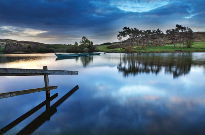 Knapps Loch, Kilmacolm. Credit: Shabaz Majeed, Scotland in Photographs