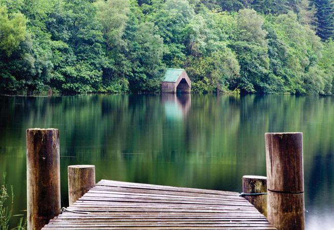 Loch Ard. Credit: Shabaz Majeed, Scotland in Photographs
