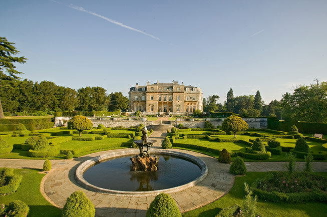 Luton Hoo, Bedforshire. Credit: James Kerr 2008