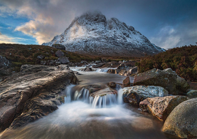 River Coupall. Credit: Shabaz Majeed, Scotland in Photographs
