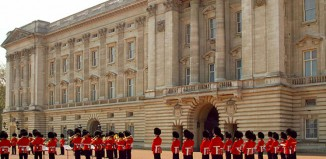 Buckingham Palace. Credit: British Tourist Authority/VisitBritain