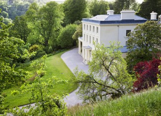 Greenway House. Credit: Andrew Butler/National Trust