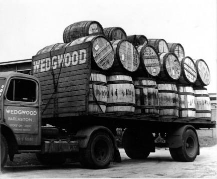 Wedgwood factory in Barlaston, Staffordshire. Credit: Images courtesy of Wedgwood