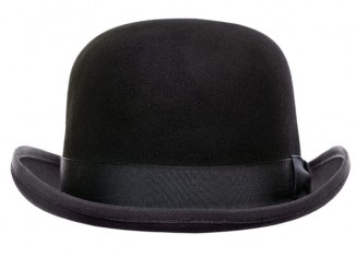 A bowler hat. Credit: RTimages/Alamy