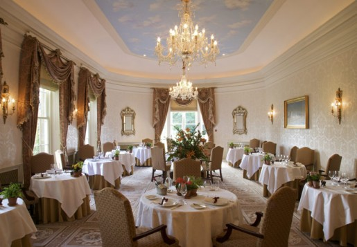 Restaurant Hywel Jones by Lucknam Park