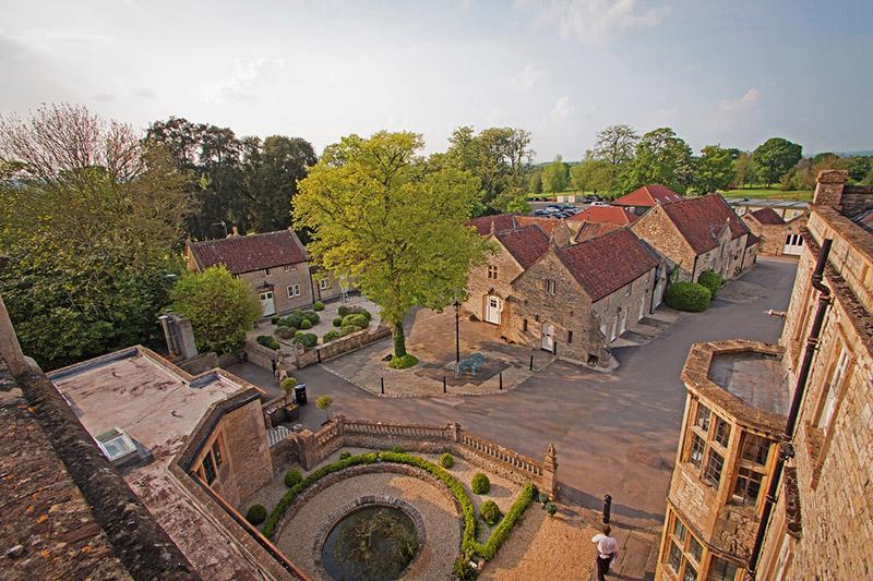 Tracy Park near Bath