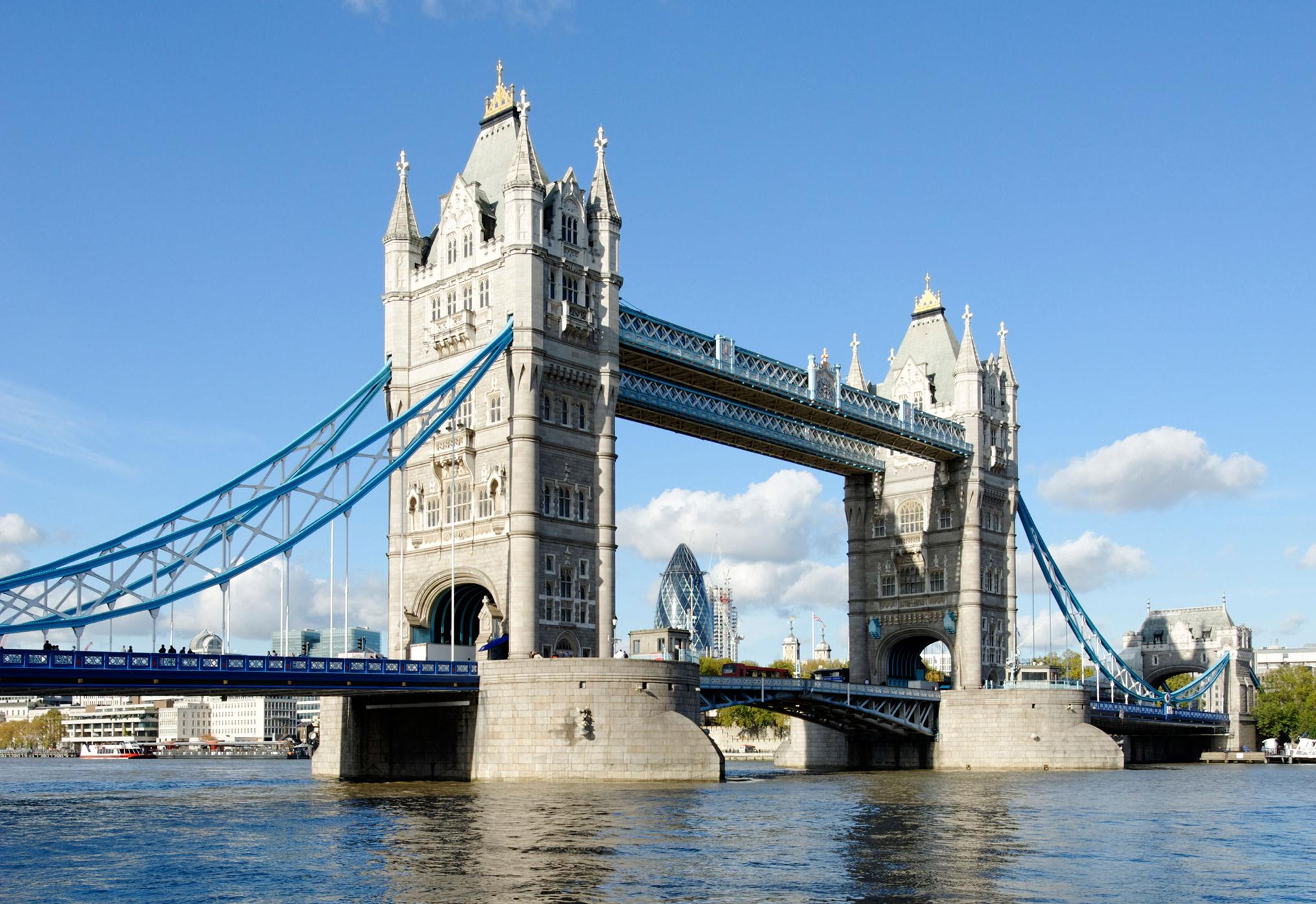 Tower Bridge: an insid...