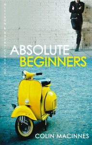 Absolute Beginners by Colin MacInnes cover