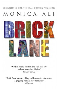Brick Lane by Monica Ali cover