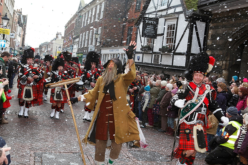 Rochester Dickensian Christmas