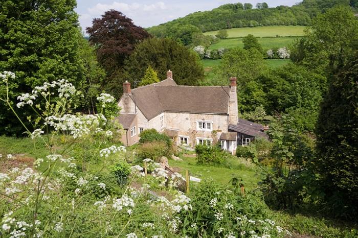 Rosebank Cottage, Slad