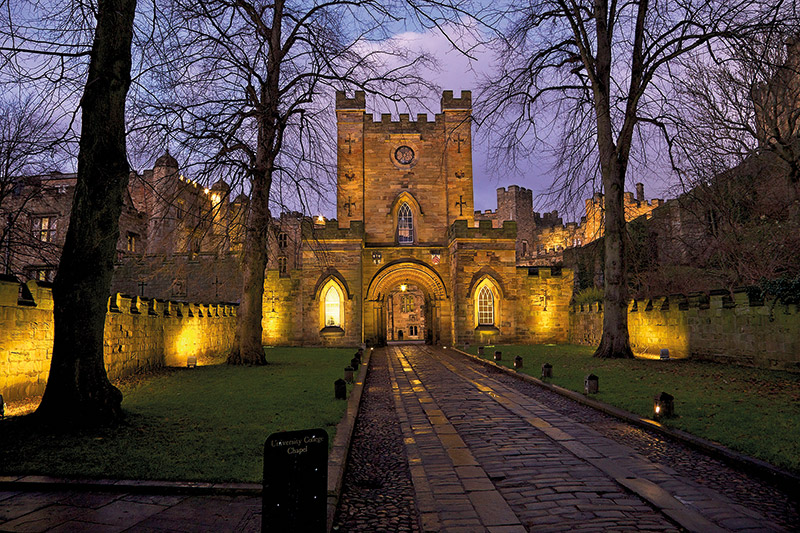 24 hours in durham castles to botanic gardens discover britain