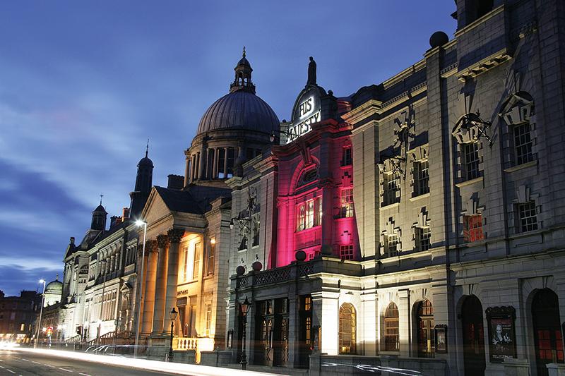 His Majesty's Theatre Aberdeen