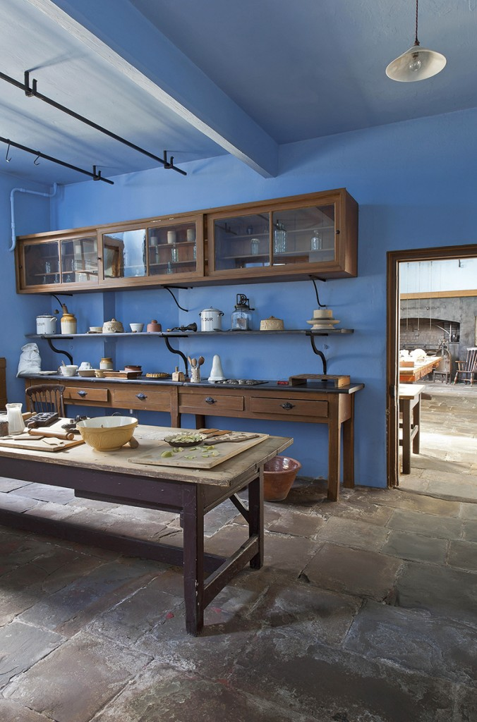 The pastry room at Tredegar House
