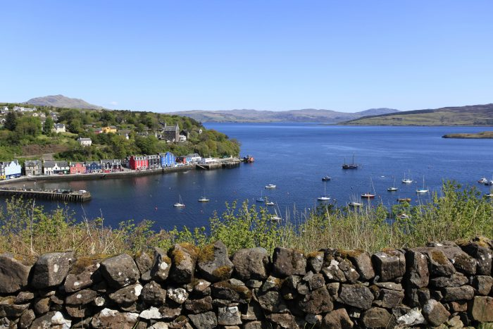 View towards Tobermory on the Isle of Mull. Credit: Visit Scotland