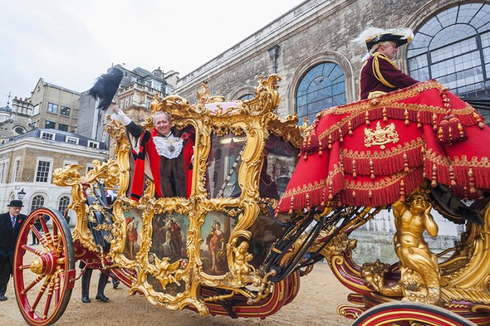 What's On in Britain - November - The Lord Mayor's Show, London, England