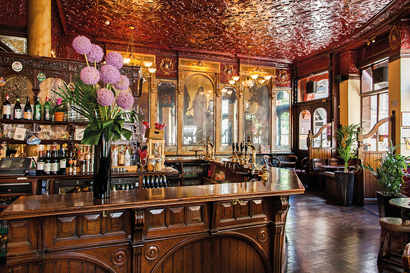 Top Five Victorian Gin Palaces In London Discover Britain