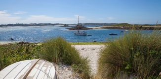 St Martin's Flats, Isles of Scilly, England
