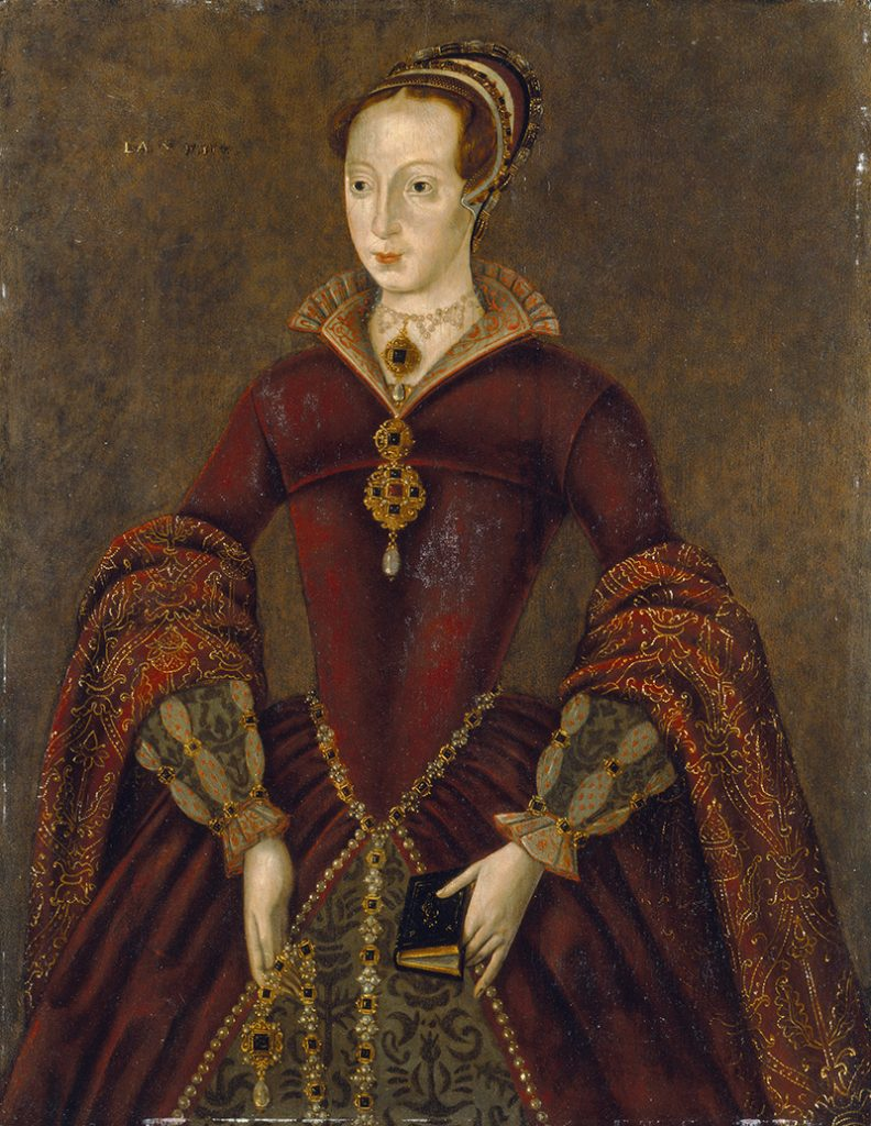 The Streatham portrait, one of the earliest of Lady Jane Grey, can be seen in Room 2 of Montacute House, Somerset. Credit: National Portrait Gallery, London