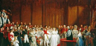 The Marriage of Queen Victoria, 10 February 1840. Credit: GL Archive / Alamy