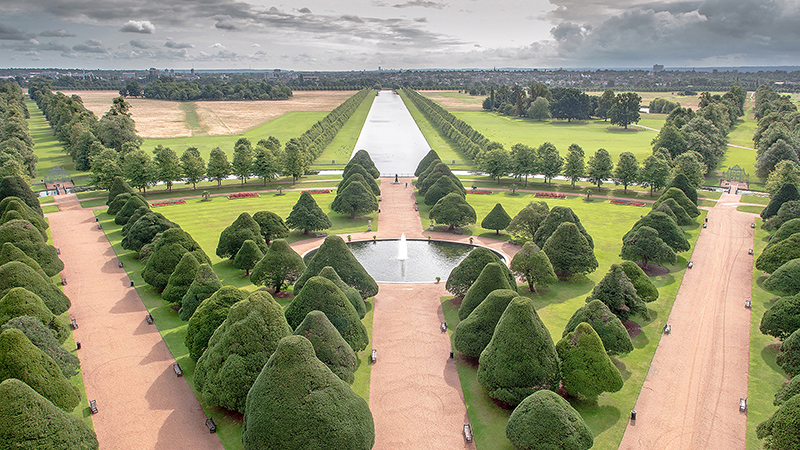 Hampton Court Palace. Credit: Lonely Planet Images