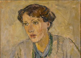 Virginia Woolfe, c.1912 by Vanessa Bell (1879-1961), at Monk's House, Rodmell. Credit: National Trust Images/Roy Fox