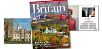 Discover Britain August/September