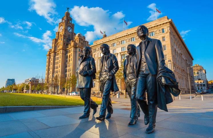 historical Beatles tour
